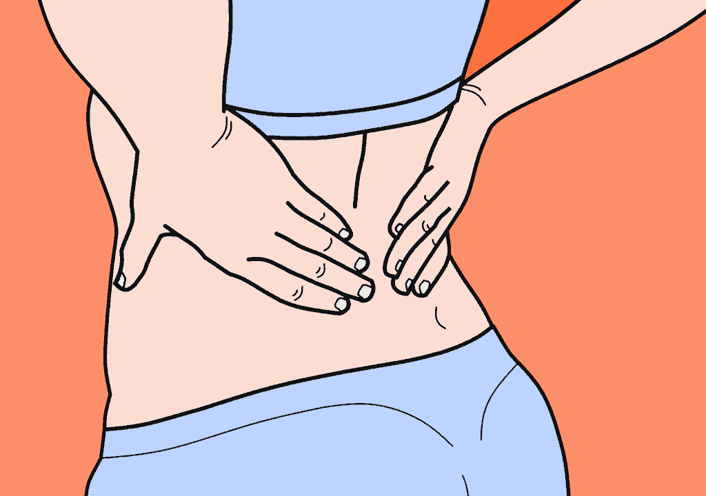 Back Pain - Symptoms,Causes and Treatment